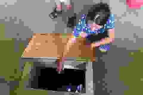 Công an điều tra vụ một gia đình nghi bị đầu độc nước giếng