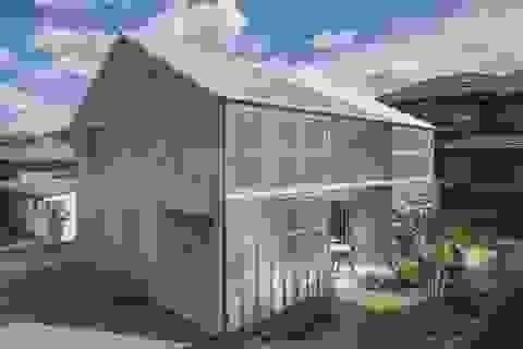 """Kì lạ: Nhà thì vuông vức mà phòng nào cũng méo xẹo do chủ nhà """"thích thế"""""""