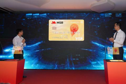 MSB tiên phong ứng dụng trí tuệ nhân tạo (AI) trong hoạt động mở thẻ tín dụng