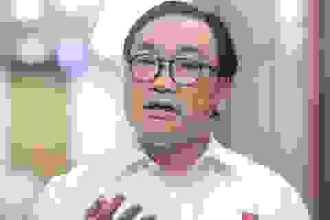 Bí thư Hà Nội nói gì về Nhật Cường software cùng các dự án công trực tuyến?