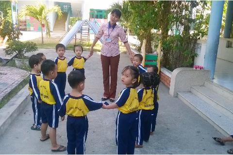Khánh Hòa chú trọng giáo dục mầm non ở miền núi, vùng đồng bào thiểu số