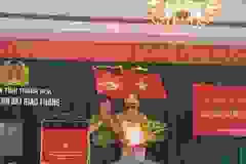 Công an tỉnh Thanh Hóa thực hiện sáp nhập, hợp nhất các phòng