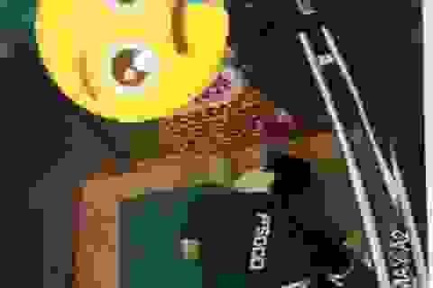 Đã xác định người quỳ ở sàn thang máy nhòm váy phụ nữ