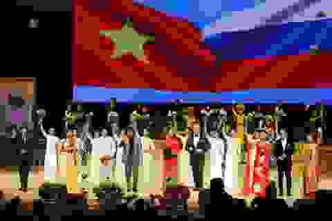 Khai mạc các hoạt động Năm Việt Nam tại Nga và Năm Nga tại Việt Nam