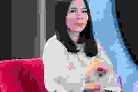 Mỹ Lệ tiết lộ lí do bỏ nghề hát khi có cuộc sống giàu có với chồng Việt kiều