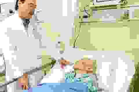Trướng bụng, nôn ói ở người lớn tuổi coi chừng bệnh nguy hiểm