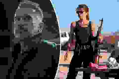 """Tài tử """"Kẻ hủy diệt"""" tái ngộ bạn diễn sau 28 năm trong phần phim mới"""