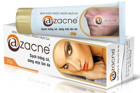 Kem thảo dược Azacné có công dụng gì?
