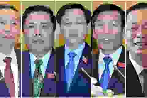 Tổng Thanh tra và 4 Bộ trưởng vào danh sách đề nghị chất vấn