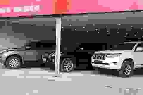 """Covid-19 """"đóng băng"""" chợ xe cũ: Đại lý có nguy cơ phá sản hàng loạt"""