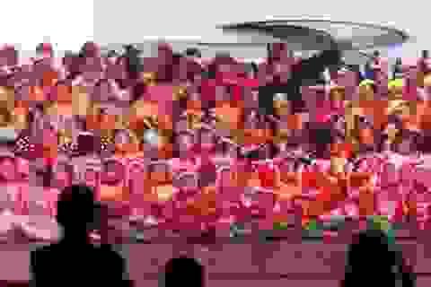 Trung Quốc: Sập sàn sân khấu khiến một trẻ thiệt mạng, nhiều trẻ bị thương