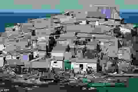 """Kỳ lạ hòn đảo """"tí hon"""" nhưng có đến cả nghìn cư dân sinh sống"""