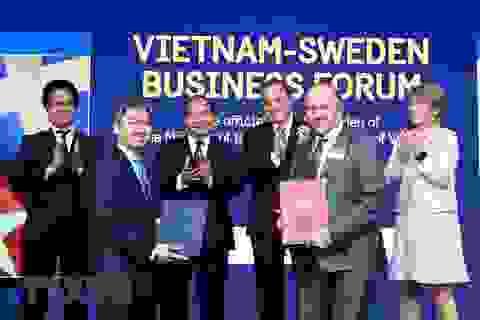 Việt Nam – Thủy Điển: Đẩy mạnh hợp tác trong lĩnh vực khoa học, công nghệ và đổi mới sáng tạo