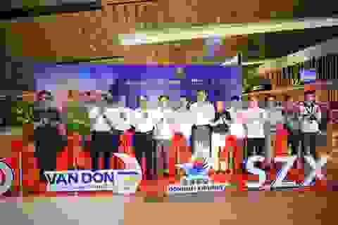Khai trương đường bay Vân Đồn - Thẩm Quyến, sân bay Vân Đồn hiện thực hóa mục tiêu thị trường quốc tế