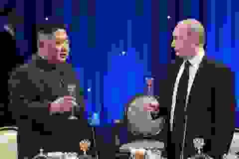 Sự cố hy hữu trong lễ đón ông Kim Jong-un tại Nga