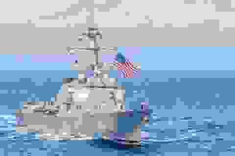 Trung Quốc không muốn đối đầu Mỹ ở Biển Đông