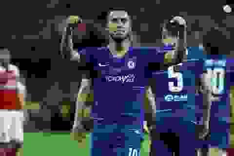 Eden Hazard vô địch Europa League: Dấu chân cuối cùng của người chiến binh