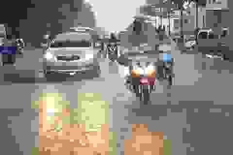Miền Bắc mưa lớn suốt tuần, nguy cơ lũ quét, sạt lở đất