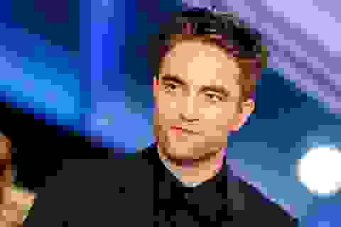 """""""Chàng ma cà rồng"""" Robert Pattinson sẽ nhập vai Người Dơi"""