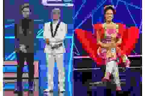 Nam MC VTV run run bật khóc trước Thu Phương