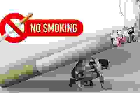Nước súc miệng Hoa Nam – Hỗ trợ người có mong muốn cai thuốc lá, thuốc lào