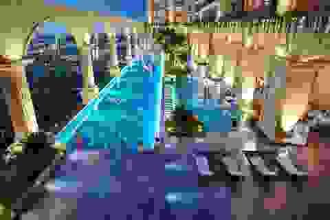 Trải nghiệm Resort 5 sao & vườn La Mã trên không tại Thủ Thiêm