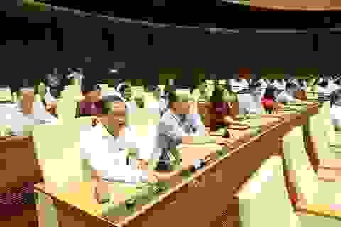 Quốc hội không bổ sung quy định hạn chế thời gian bán rượu bia