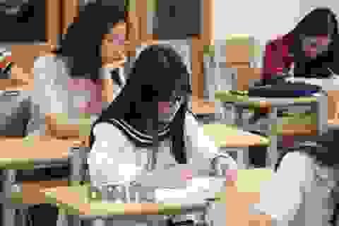 Thi vào 10 tại Hà Nội: Có 547 thí sinh bỏ thi môn ngoại ngữ, lịch sử