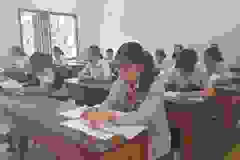 Hôm nay, hơn 13.500 học sinh Khánh Hòa thi vào lớp 10 THPT công lập