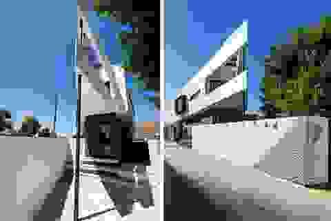 Xây nhà trên đất hình tam giác, kiến trúc sư vẫn tạo ra tác phẩm vạn người mê!
