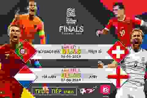 Ai sẽ lên ngôi vô địch UEFA Nations League lần đầu tiên?