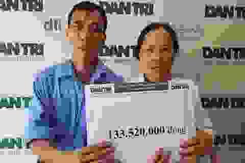 Bạn đọc Dân trí giúp đỡ 2 bà cháu rau cháo nuôi nhau hơn 133 triệu đồng.