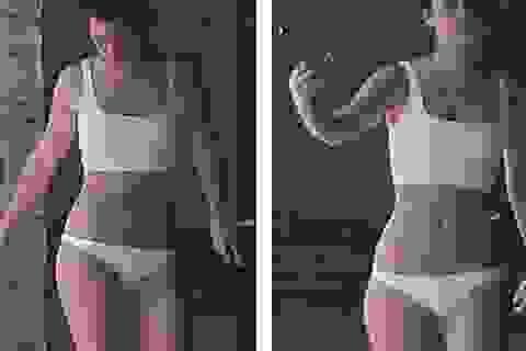Emma Watson diện bikini khoe dáng chuẩn
