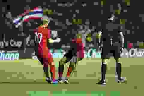 Duyên ghi bàn của Anh Đức ở các trận cầu đỉnh cao