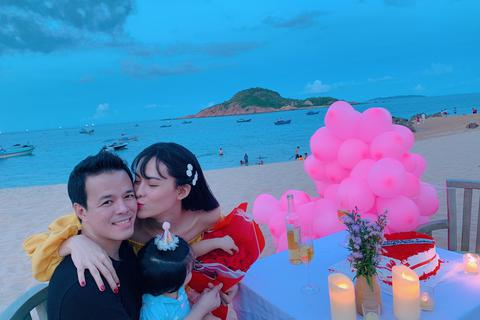 2 năm sau đám cưới chục tỷ, đại gia mía đường lại gây bất ngờ cho người đẹp