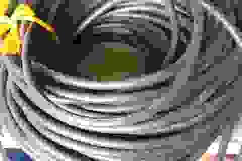 Giả danh nhân viên ngành điện bán dây điện rởm