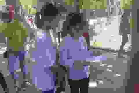 Hướng dẫn giải bài thi Toán vào lớp 10 của Nghệ An năm 2019