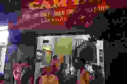Hà Nội: Khởi tố vụ nam thanh niên bắt bà chủ tiệm cầm đồ làm con tin