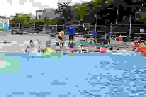 Đà Nẵng phát động toàn dân học bơi phòng, chống đuối nước