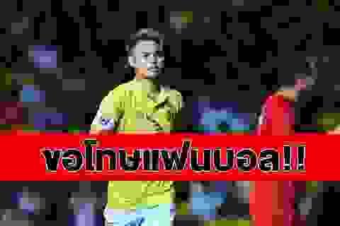 Ngôi sao Thái Lan ám ảnh vì thua tuyển Việt Nam đến mức… mất ngủ