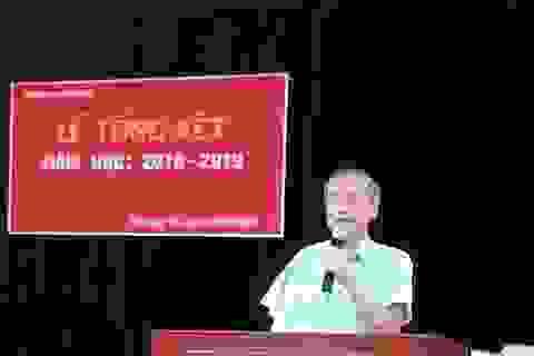 Nguyễn Đình Bin – nhà ngoại giao tâm huyết với sự nghiệp khuyến học