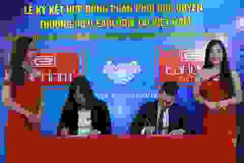 Khai trương showroom phụ kiện điện thoại hàng đầu Trung Quốc tại Hà Nội