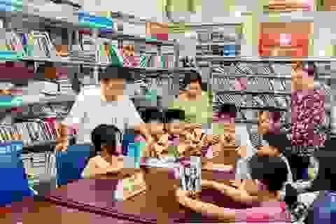 Lan tỏa văn hóa đọc từ thư viện cộng đồng