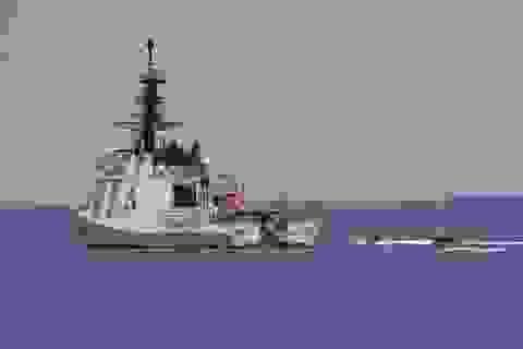 """Tuần duyên Mỹ gia tăng hiện diện ở Biển Đông """"nắn gân"""" Trung Quốc"""