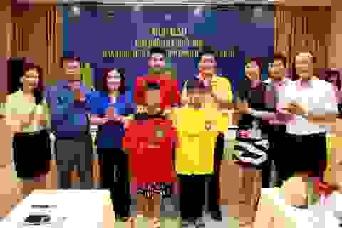 27 đội dự Giải bóng đá quốc gia dành cho trẻ em có hoàn cảnh đặc biệt
