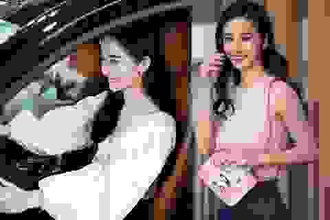 Hot girl Jun Vũ khoe tậu xe sang 2 tỉ đồng mừng sinh nhật tuổi 24
