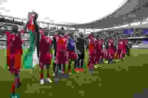 Thắng Indonesia 4-1, Jordan vào nhóm hạt giống số 2 vòng loại World Cup