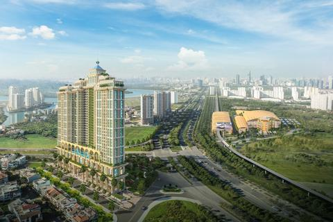 Khách ngoại mê mẩn biểu tượng kiến trúc mới của Sài Gòn