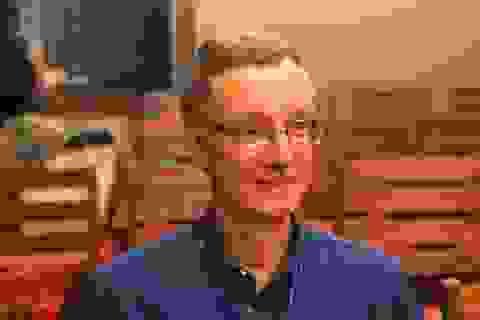 """Giáo sư Brian Boe: """"Muốn nền toán học phát triển phải đầu tư nhiều cho thế hệ trẻ"""""""