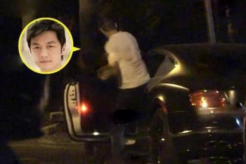Lý Á Bằng bị chỉ trích vì lái xe trong tình trạng say rượu